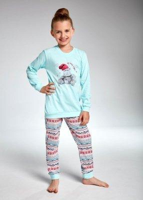 Cornette Kids Girl 594/95 Hippo Dívčí pyžamo