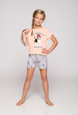 Taro Hania 2201 122-140 Dívčí pyžamo