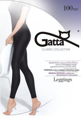 Gatta Microfibra 100 den 5-XL Legíny