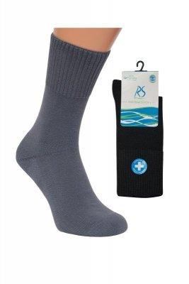 Regina Socks Purista Antybakteriální Froté Pánské ponožky