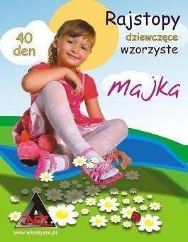 Inez Majka 40 den Punčocháče pro dívky, se vzorem