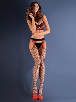 Gabriella Erotica Strip Panty 153 637 punčochové kalhoty