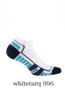 Wola Sportive W84.1N5 AG+ ponožky