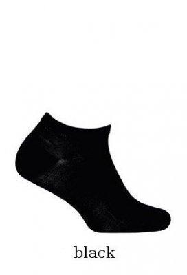 Wola Soft Cotton W41.060 11-15 lat ponožky Hladký