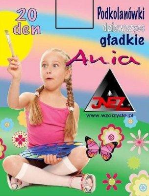 Inez Ania 20 den dívčí podkolenky