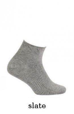 Wola Comfort Kids W24.028 Bamboo 2-6 Lat Hladký dětské ponožky