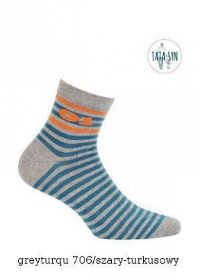 Wola Be Active W44.1S0 Tata & Syn 11-15 lat ponožky