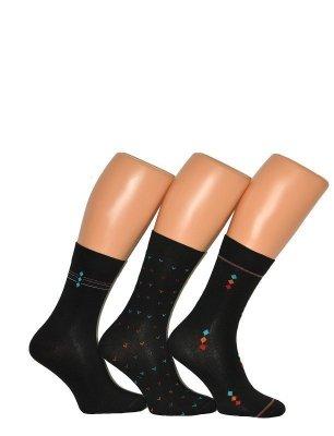 Cornette Premium A23 A'3 3-pack Ponožky