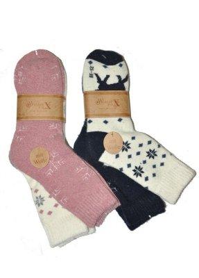 WiK 37839 Winter Sox A'2 dámské ponožky