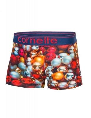 Cornette 187/46 Merry Christmas Ball Pánské boxerky