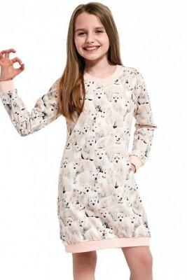 Cornette Kids Girl 942/120 Polar Bear 3 Noční košilka