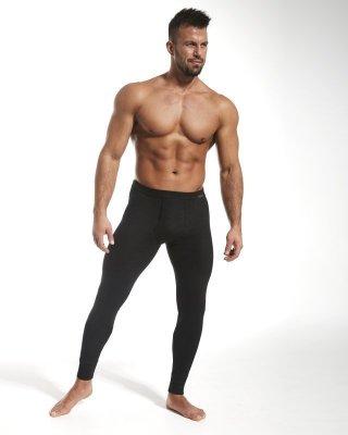 Authentic černé Spodní kalhoty