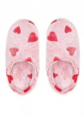 Henderson Ladies Hearty 37670-33X červené Papuče