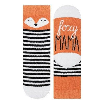 Soxo 3128 Mom/Dad Baby ponožek komplet
