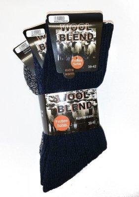 WiK Wool Blend 21790 A'3 Ponožky