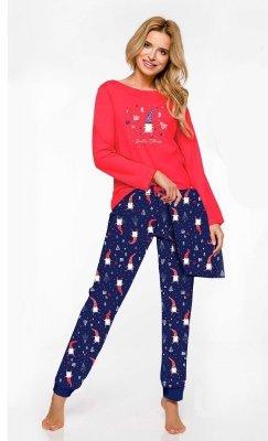 Taro 2355 Dámské pyžamo, Sváteční, vánoční