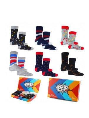 Orlovski Bomb Socks Mix 3 A'6 Ponožky