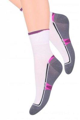 Steven art.026 Sport dámské sportovní ponožky