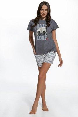 Cornette F&Y 580/21 Only Love Me Dívčí pyžamo