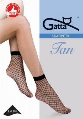 Gatta Tan nr 2 ponožky typu kabaretka