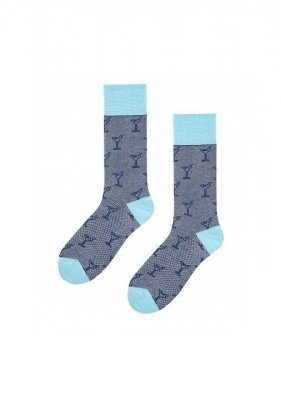 Bratex 8217 Popsox pánské ponožky