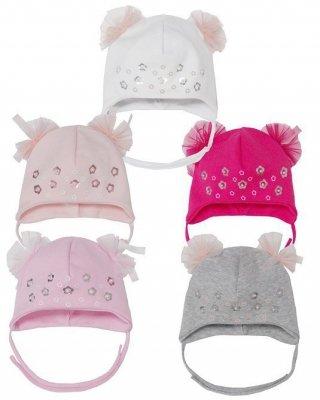 AJS 40-004 dívčí čepice