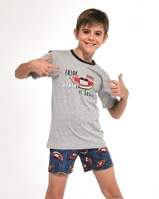Cornette Young Boy 790/83 Watermelon 134-164 chlapecká pyžama