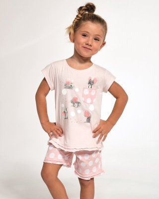 Cornette Kids Girl 359/70 Mouse 86-128 Dívčí pyžamo