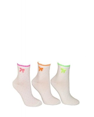 Milena 0842 Mašlička Ponožky