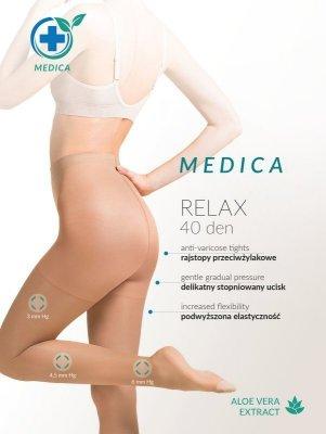 Gabriella Medica Relax 40 den Punčochové kalhoty