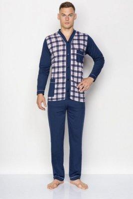 Kuba Dżentelmen rozepnuté 8XL Pánské pyžamo
