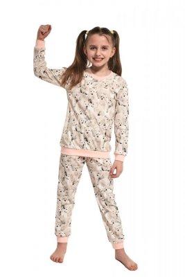 Cornette 032/118 Polar Bear Dívčí pyžamo