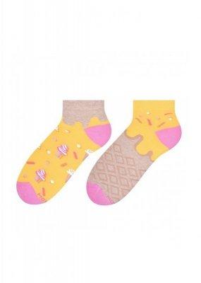 More 034 Dámské asymetrické ponožky