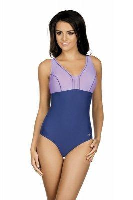 Lorin  LO 28-4109 fialovo-tmavě modré Dámské plavky