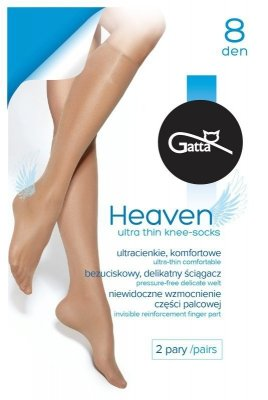 Gatta Heaven 8 den Podkolenky