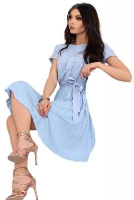 Merribel Medesia Blue Šaty