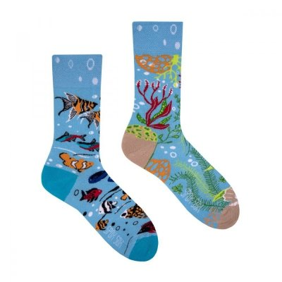 Spox Sox Aquarium Ponožky
