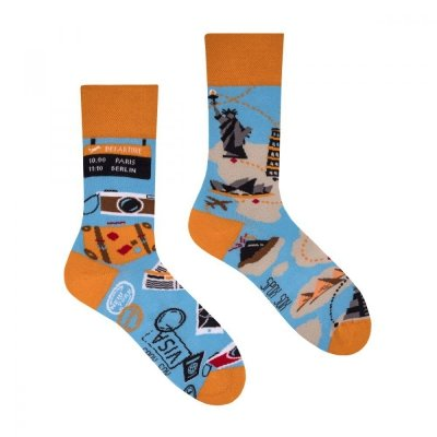 Spox Sox Travelling Ponožky