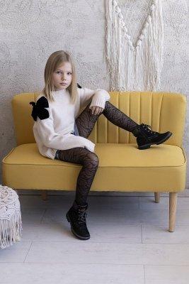 Knittex Lucy 20 den Dívčí punčochové kalhoty