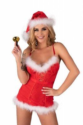 Livia Corsetti Agethe Vánoční Kostým