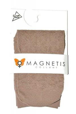 Magnetis SK-117 Květy Lurex Ponožky