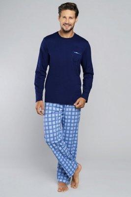 Italian Fashion Kryspin long Pánské pyžamo