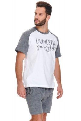 Dn-nightwear PMB.9953 Pánské pyžamo