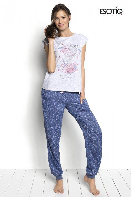 Esotiq Sky 34226-09X, 34229-55X Dámské pyžamo