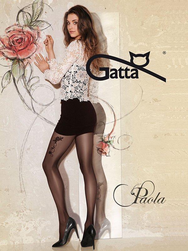 Gatta Paola 50 Punčochové kalhoty