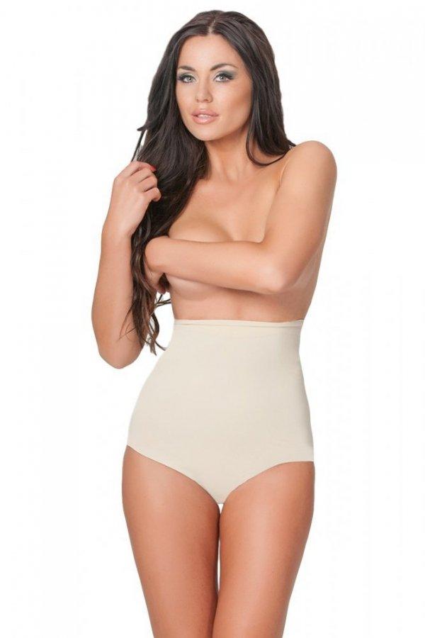 Linea Fashion 501 beige Stahovací kalhotky