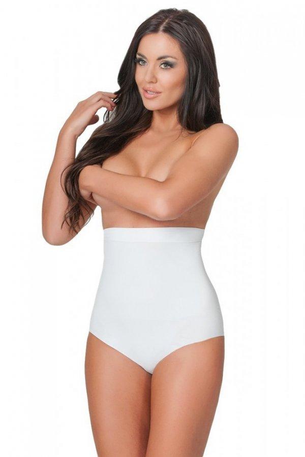 Linea Fashion 501 white Stahovací kalhotky