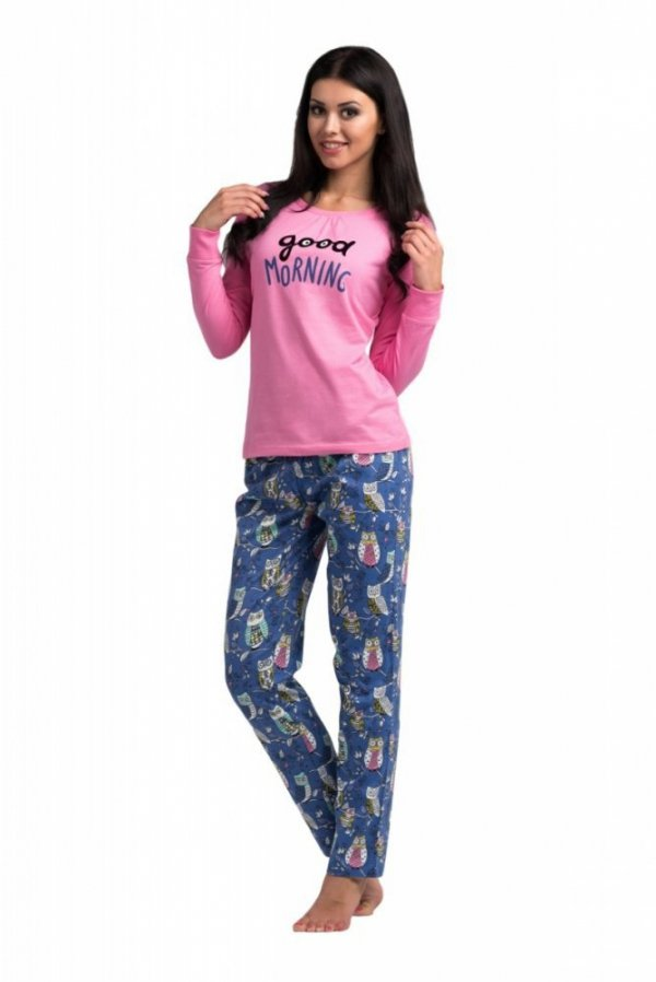 Rossli SAL-PY-1019 Dámské pyžamo