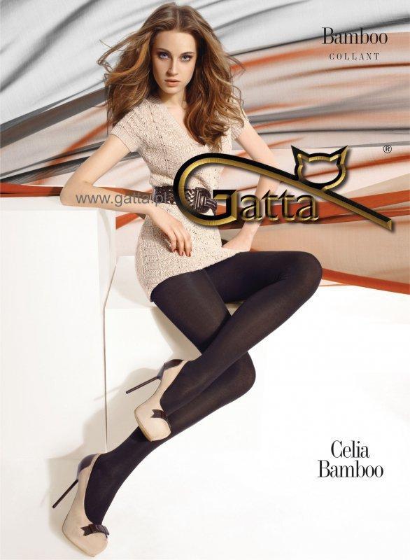Punčocháče Gatta Celia Bamboo
