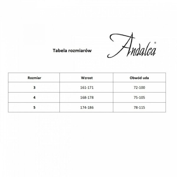 Andalea ST/05 Punčochy